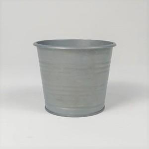 Fidan Burada - Akali-Galvaniz Saksı 15 cm