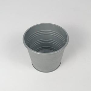 Akali-Galvaniz Saksı 15 cm - Thumbnail