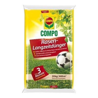 Çim için COMPO Uzun Etkili Gübre 20 Kg