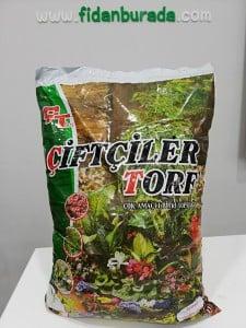 Çiftçiler Torf - Çok Amaçlı Bitki Toprağı 3 Lt