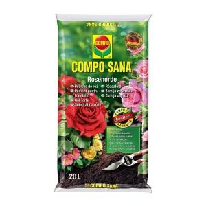 Compo Sana Güller için Bakım Kiti (Toprak+Gübre) - Thumbnail