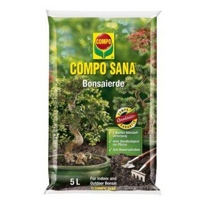 Compo Sana Bonsai Toprağı 5 Lt