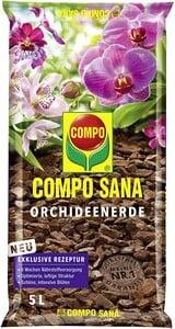 Compo Sana - Compo Sana Orkide Toprağı 5Lt