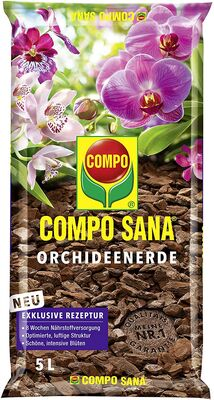 Compo Sana Orkide Toprağı 5Lt