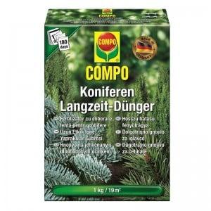 Compo - Compo Uzun Etkili İğne Yapraklılar Gübresi 1 Kg