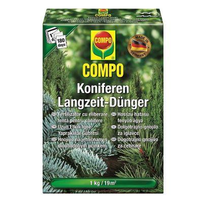 Compo Uzun Etkili İğne Yapraklılar Gübresi 1 Kg