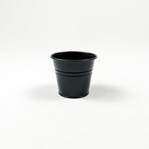 Brand Renkli Metal Saksı 10 cm - Thumbnail