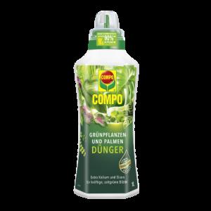 Compo - Yeşil Bitkiler için COMPO Sıvı Gübre 1 Lt