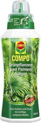 Yeşil Bitkiler için COMPO Sıvı Gübre 500 ml
